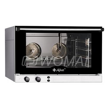 Конвекционная печь КЭП-4Э (4 уровня 400х600 мм, камера-эмаль, эл/механика, без противней) корпус эмалир., Abat