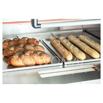 Шкаф пекарский подовый ЭШП-3-01, Abat