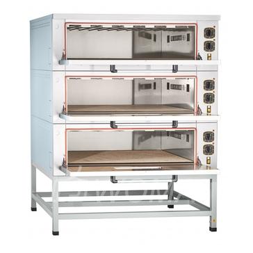 Шкаф пекарский подовый ЭШП-3-01КП, Abat