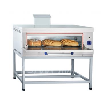 Шкаф пекарский подовый ГШ-1 газовый, Abat