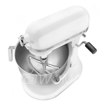 KitchenAid Миксер планетарный PROFESSIONAL 5KSM7990XEWH, дежа 6.9л., 3 насадки, белый