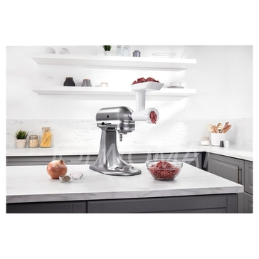 KitchenAid Насадки в комплекте (протирка, мясорубка, овощерезка) 5KSMFPPC
