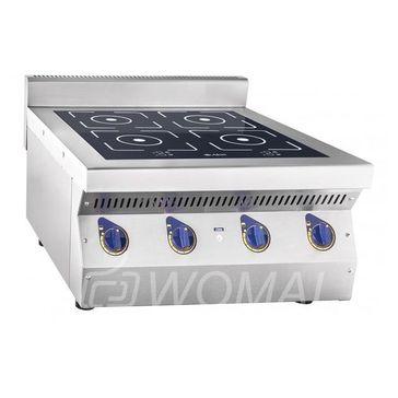 Плита индукционная настольная 4-х конфорочная КИП-47Н