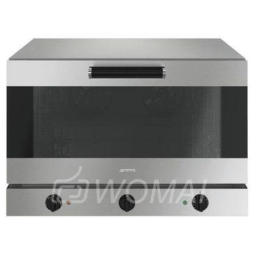 SMEG ALFA420H Конвекционная печь с функцией пароувлажнения, электромеханическое управление