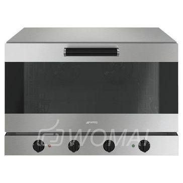 SMEG ALFA420MFH Конвекционная печь с функцией пароувлажнения и режимами работы: конвекция, статика, гриль, электромеханическое управление