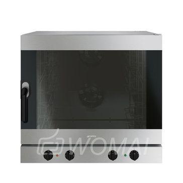 SMEG ALFA625HR Конвекционная печь с функцией пароувлажнения, электромеханическое управление