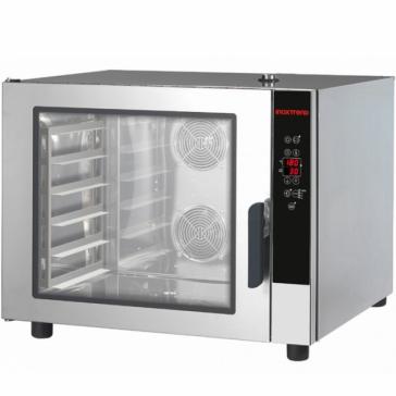 INOXTREND NB-UA-606E 01 RH Конвекционная печь с пароувлажнением, механическая панель управления