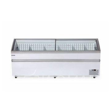 BFG 2100 BONVINI бонета с гнутым стеклом цвет серый, ЭКО (Снеж)