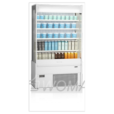 Горка холодильная tefcold md1100-slim