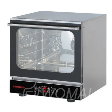 INOXTREND GUP-404ES (grill) Конвекционная печь с пароувлажнением, электронная  панель управления