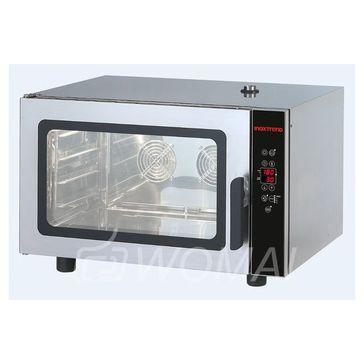 INOXTREND GUP-604EB Конвекционная печь с пароувлажнением, электронная панель управления