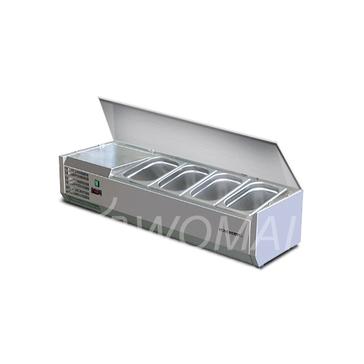 Холодильная настольная витрина Topping 1200 S