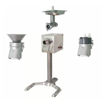 УКМ-06-01П (мясорубка ММП, овощерезка с протиркой) с подставкой