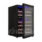 Винный шкаф COLD VINE C34-KBF2