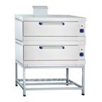 Шкаф пекарский подовый ГШ-2 газовый