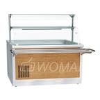 Прилавок холодильный ПВВ(Н)-70Х-03-НШ