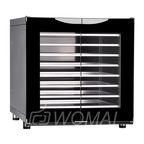 Шкаф расстоечный тепловой ШРТ-8Э (эмалированный, 8 уровней, 400*600,  под конвекц. печи, без противней)