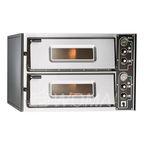 Печь электрическая для пиццы ПЭП-4х2, 2 камеры, размеры каждой камеры 700х700х150 мм, вместимость каждой камеры 4 пиццы d 350 мм, +20...+450 С, очистка - пиролиз, 1014х939х663 мм, 12,4 кВт, 400В