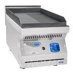Аппарат газовый  контактной обработки ГАКО-40Н нерж (1/2 гладкая - 1/2 рифленая), Abat