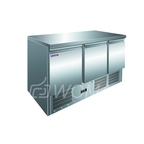 Стол с охлаждаемым шкафом COOLEQ S903 TOP S/S