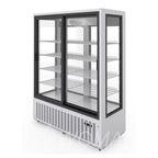 Шкаф холодильный Эльтон 1,5С купе, Марихолодмаш