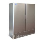 Шкаф холодильный Капри 1,5М нержавейка