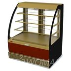 Витрина холодильная Veneto VSо-1,3, крашенная (открытая)
