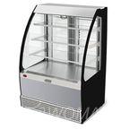 Витрина холодильная Veneto VSо-0,95, нержавейка (открытая)