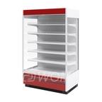 Витрина холодильная Купец ВХСп-1,25 new с дверями