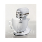 KitchenAid Чаша стеклянная, матовая, 4.83л, съёмная основа, силиконовая крышка 5K5FGB