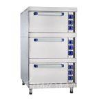 Шкаф жарочный ШЖЭ-3 (лицо нерж.) стандартная духовка, Abat