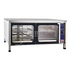 Шкаф расстоечный тепловой ШРТ- 4ЭШ (с подставкой и крышкой)