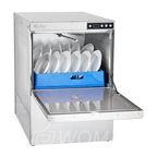 Машина посудомоечная МПК-500Ф-01-230,фронтал, 500 тар/ч,2цик, 2 дозатора (моющ/ополаск), насос мойки, слива, 230В, Abat