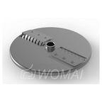 Диск для нарезки брусочками 10х10 мм (нерж) для МКО-50