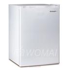 Шкаф морозильный с глухой дверьЮ COOLEQ TBF-60S БЕЛЫЙ