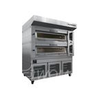Модульная подовая печь Kumkaya EF 6080-1