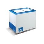 Морозильный ларь с прямым стеклом EKTOR 26 SGL