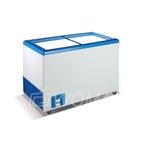 Морозильный ларь с прямым стеклом EKTOR 36 SGL