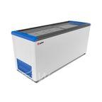 Морозильник горизонтальный GELLAR FG 700 С синий