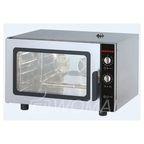 INOXTREND NB-UA-604E 01 RH Конвекционная печь с пароувлажнением, механическая панель управления
