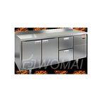GN 112/BT стол охл.(-10-18), 2 двери, 2 ящика, 1835х700х850мм, HICOLD RUS