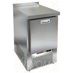 GNE 1/BT BOX стол охл. (-10-18), 1 выдвиж. секция, 565х700х850мм, ниж.распол.агрегата, HICOLD RUS