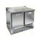 SNE 11/BT BOX стол охл. (-10-18), 2 выдвиж. секции, 1000х600х850мм, ниж.распол.агрегата, HICOLD RUS