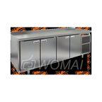 BN 1111/TN стол охл. (-2+10), 4 двери, 2280х500х850мм, HICOLD RUS