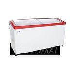 Морозильный ларь МЛГ-600 красный, ЭКО (Снеж)