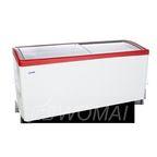 Морозильный ларь МЛГ-700 красный, ЭКО (Снеж)