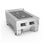 Плита индукционная ПЭИ-2(700) настольная, 2 конфорки по 3,5кВт; потребляемая мощность- 7,0кВт.
