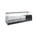 Витрина холодильная настольная Cube АC37 SM 1,0-11 Полюс