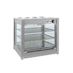 Тепловая витрина Сиком на 16 кур электрическая ВН-4.3