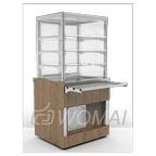 Витрина холодильная RC21A Capital 805х700х(860)1700 мм